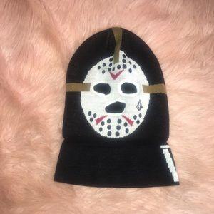 Volcom ~ Full Face Sweater Ski Mask